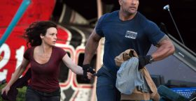 Trailer for Disaster Film Called San Andreas – Starring Dwayne 'The Rock' Johnson