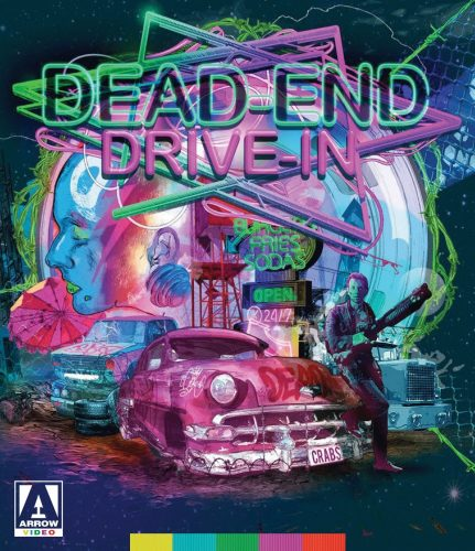 Review: Dead End Drive-In  (Arrow Video)