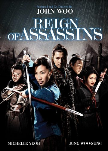 Review: Reign of Assassins (Anchor Bay)