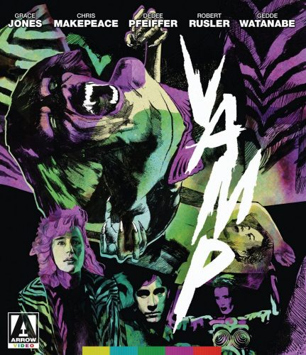 Review: Vamp (Arrow Video)