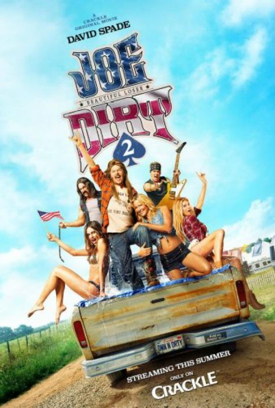 joe dirt 2 poster - srf