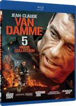 Van Damme 5 movie pack