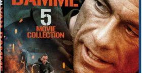 Jean Claude Van Damme 5 Movie Pack