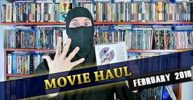 February 2016 – SRF Ninja Movie Haul