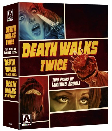 Review: Death Walks Twice (Arrow Video)