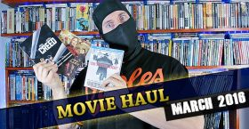 March 2016 – SRF Ninja Movie Haul