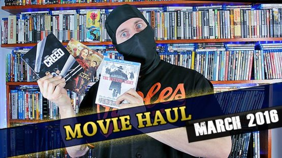 March 2016 movie haul