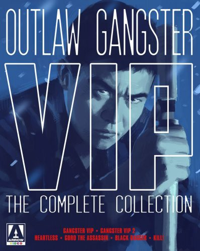 Review: Outlaw: Gangster VIP Collection (Arrow Video)