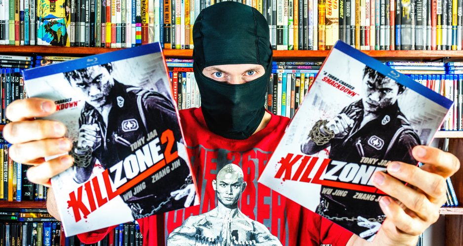 Giveaway: Kill Zone 2 (Blu-Ray)  Ended