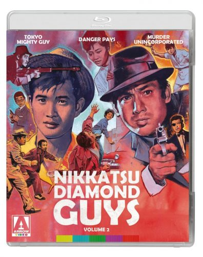 Review: Nikkatsu Diamond Guys Vol. 2 (Box Set) Arrow Video