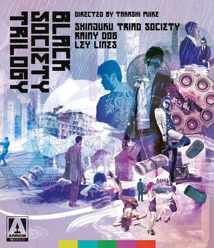 Review: Black Society Trilogy (Arrow Video)
