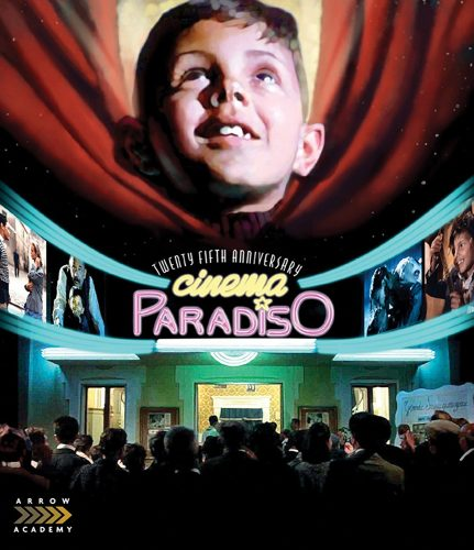Review: Cinema Paradiso (Arrow Academy)