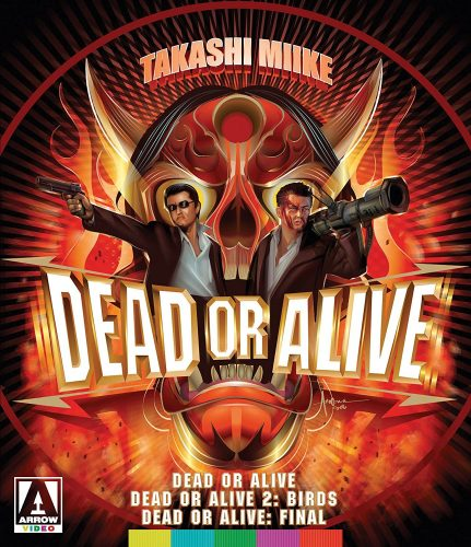 Review: Dead or Alive Trilogy (Arrow Video)