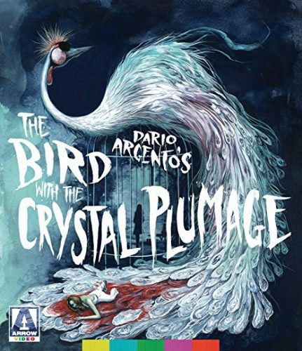 Review: The Bird with the Crystal Plumage (Arrow Video)
