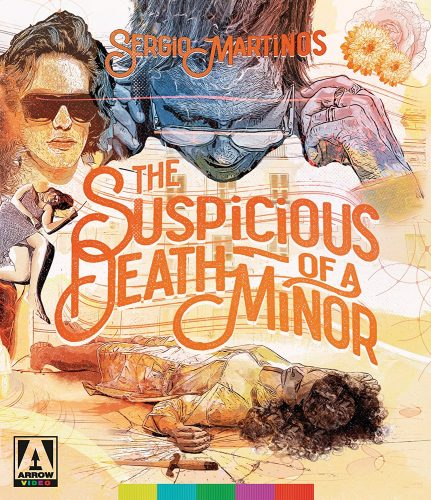 Review: The Suspicious Death of a Minor (Arrow Video)