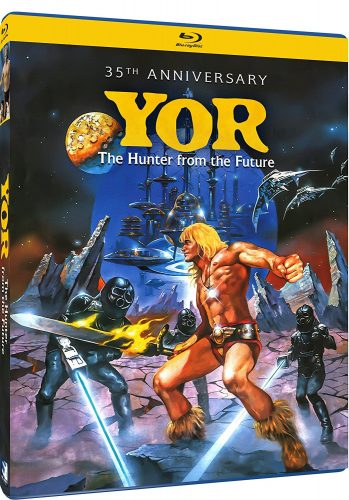 Review: Yor The Hunter from the Future (Mill Creek Entertainment)