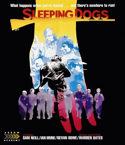 Review: Sleeping Dogs (Arrow Academy)