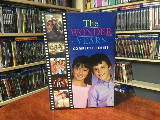 The Wonder Years Complete Series DVD Overview