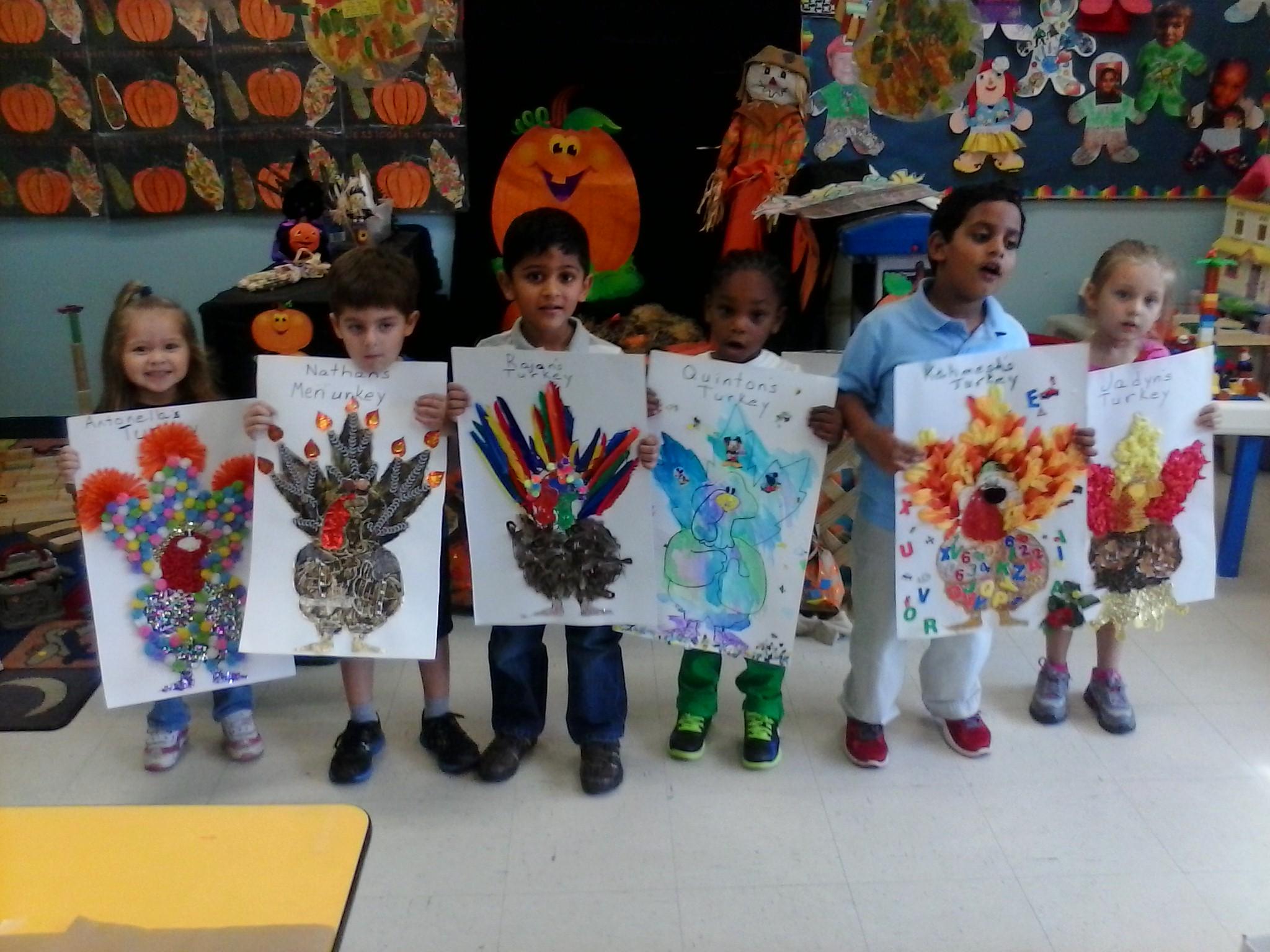 Thanksgiving Programs For Preschoolers