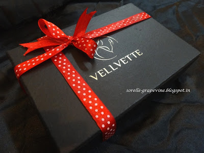Velvette Box - December Edition