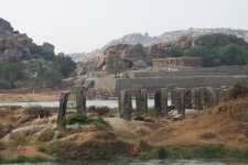 Banks of the Tungabhadra River