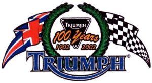 1990-2004 Triumph Logo