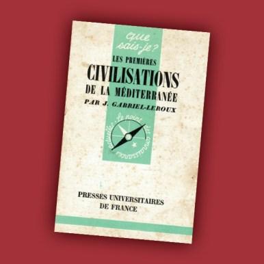 Les civilisations de la Méditerranée