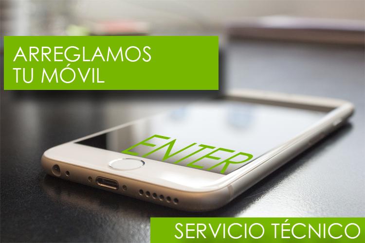 arreglamos tu móvil servicio técnico