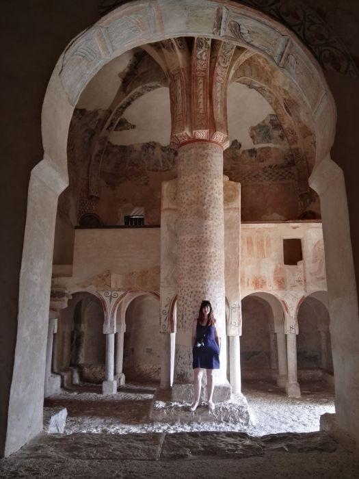 San Baudelio en Casillas de Berlanga (la inspiración del balneario)