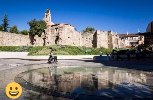 El rincón de Bécquer en Soria Capital