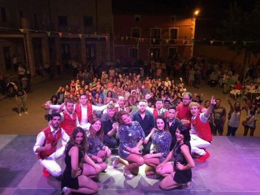 Fiestas del 15 de Agosto Almenar de Soria