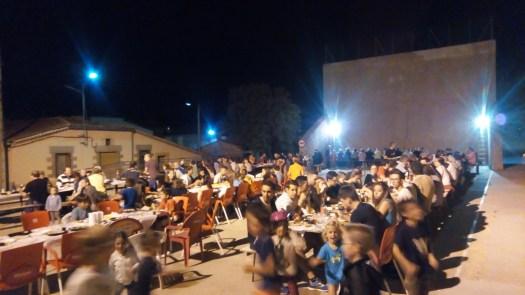 Cena verano