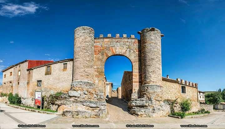 Retortillo de Soria Arco de Sollera (abajo)