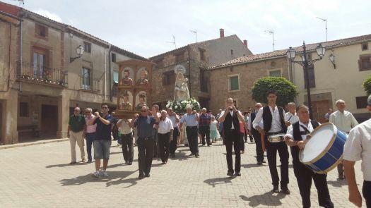 Retortillo de Soria Fiestas Virgen del Prado y Reliquias