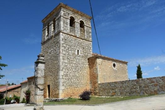 Iglesia de Fuentearmegil