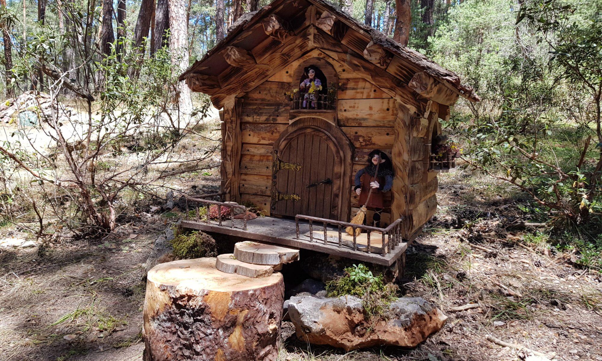 Nueva vivienda bosque magico