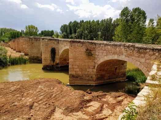 Puente Renacentista de Langa de Duero