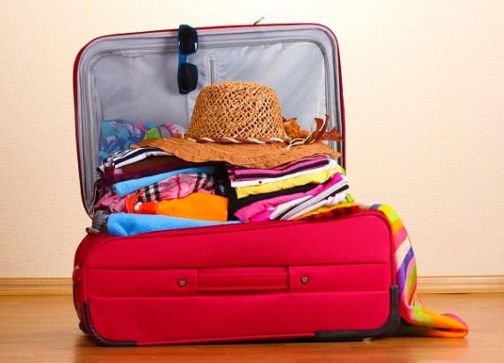 Resultado de imagen de organizacion de maleta