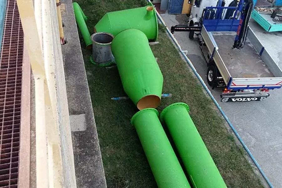 Crotone, lunedì stop impianto Neto per completamento lavori 23