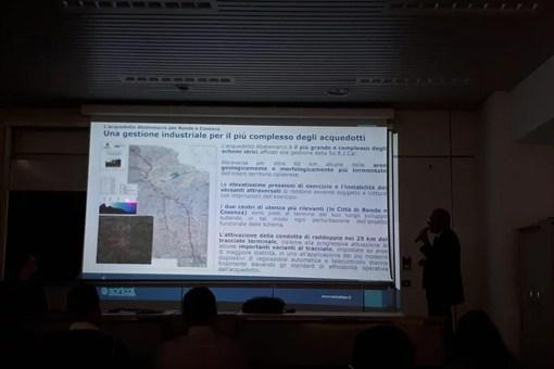 Sorical racconta all'Unical le grandi opere della Casmez 30 2 510x340