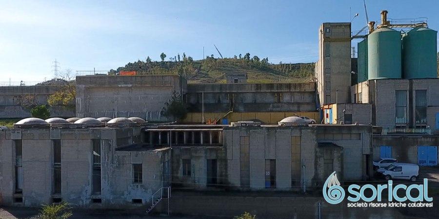 ipot neto, impianto di potabilizzazione neto,  Crotone, dalle 22:30 parte erogazione Ipot Neto ipot neto