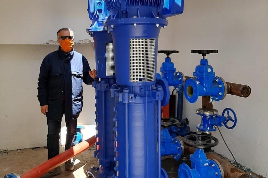 Revamping impianto di sollevamento Montepaone/Montauro cc70de7f 2bba 4992 b974 84f068c27400