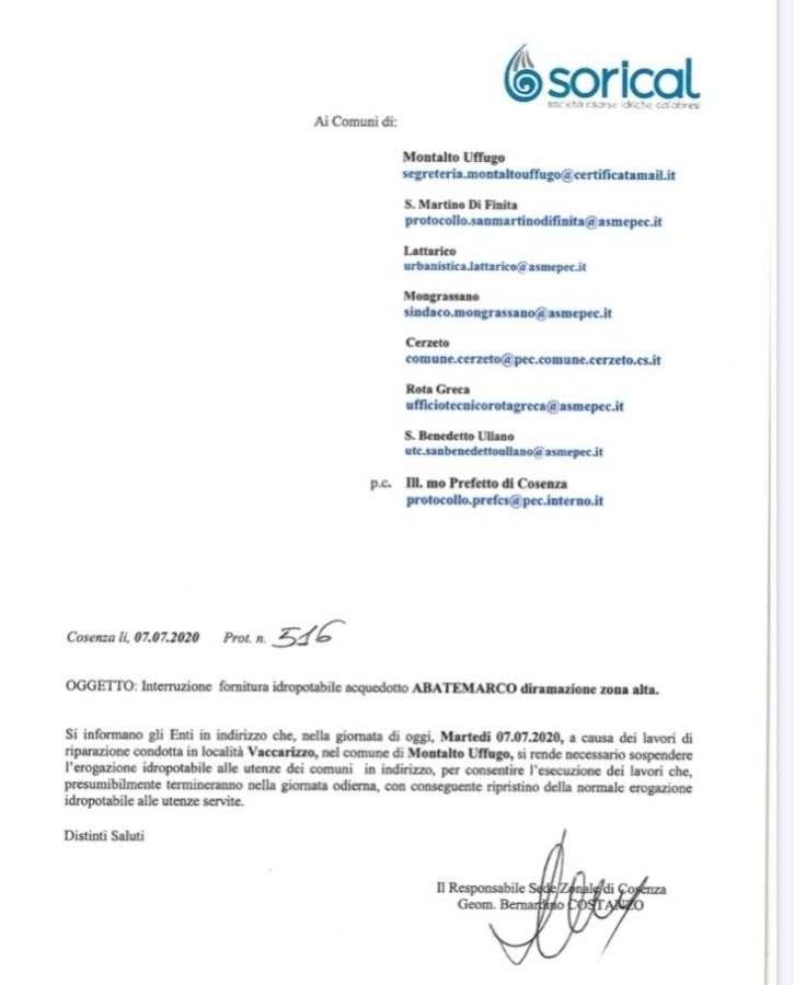 Interruzione Abatemarco diramazione Alta img 4392 725x900