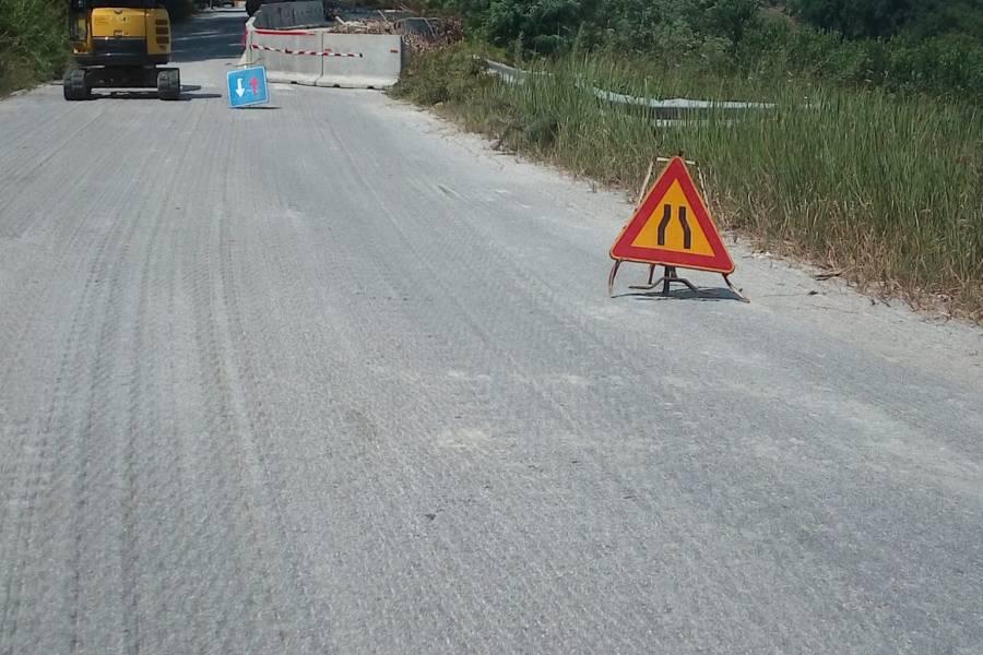 Lunedì sarà aperta la strada provinciale 73 nel Vibonese Gerocarne 1