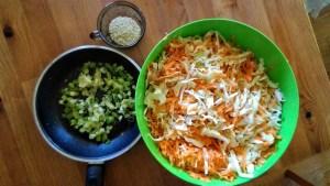 Okonomiyaki vegetarian