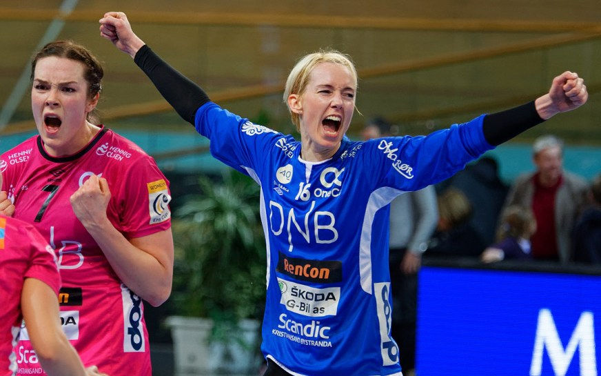 Vipers sikret NM-tittelen i håndball - Sørlandsnytt
