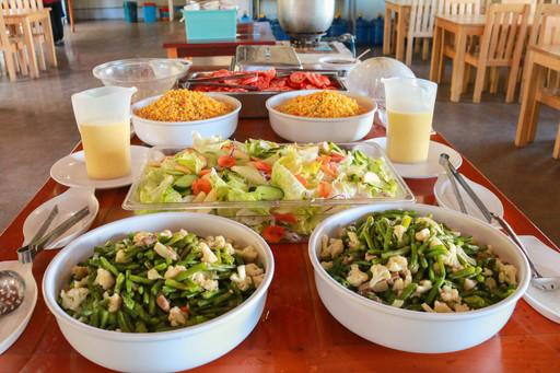 フィリピン、セブ語学学校の食事って美味しいの?