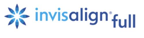 logotipo Invisalign full