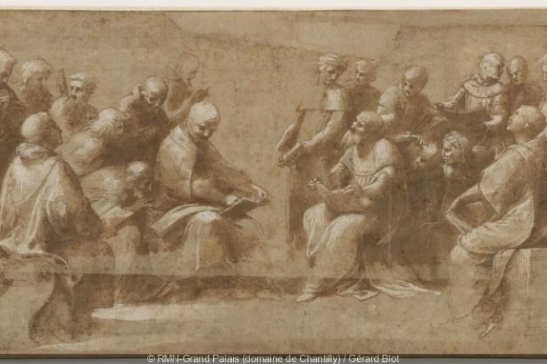 Exposition 'Raphaël à Chantilly. Le maître et ses élèves' au Château de Chantilly