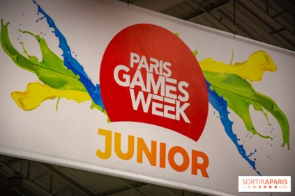La Paris Games Week Junior 2019, le PGW des enfants